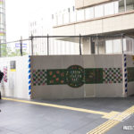 JR大阪駅のアトリウム広場のヨドバシ行き階段が撤去