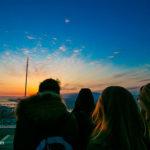 梅田スカイビルの空中庭園展望台に行ってみました!~その2