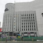 ヨドバシ梅田の平面駐車場が閉鎖