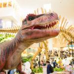 阪急うめだ本店『恐竜ランド』開催!@2017年5月