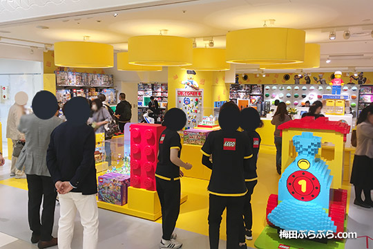 レゴ(R)ストア阪急三番街