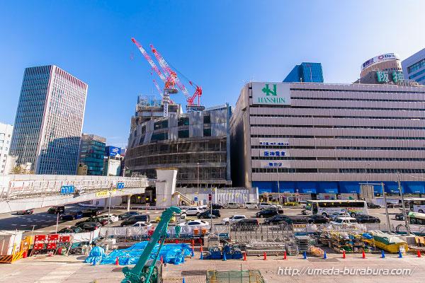 大阪神ビルディング建て替え工事