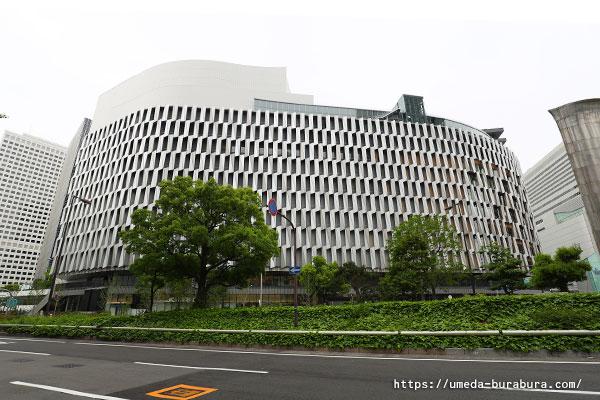 阪神百貨店建て替え工事 第一期完了