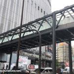 ヨドバシ梅田とJR大阪駅をつなぐヨドバシ橋が開通