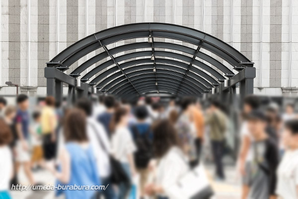 ヨドバシ橋の開通