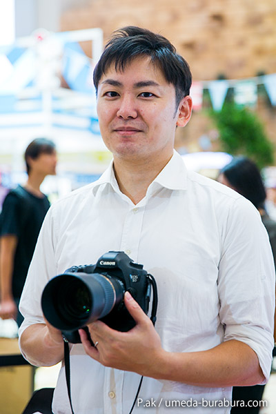 カメラマン jun honda