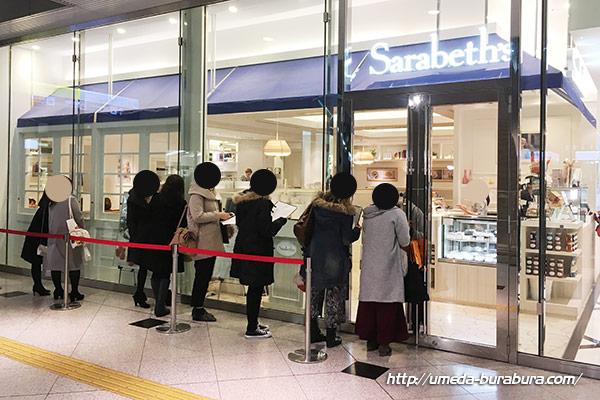 サラベス 大阪店