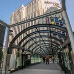 ヨドバシ梅田ベデストリアンデッキ~グランフロント南館側への橋(デッキB)開通!