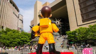 グランフロント大阪 ART SCRAMBLE 「GRAND ART FES」