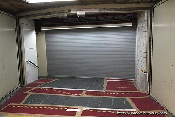 地下鉄御堂筋線 地震により営業中止
